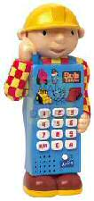 Bob the Builder cell phone