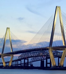 Charleston Arthur Ravenel Jr Bridge